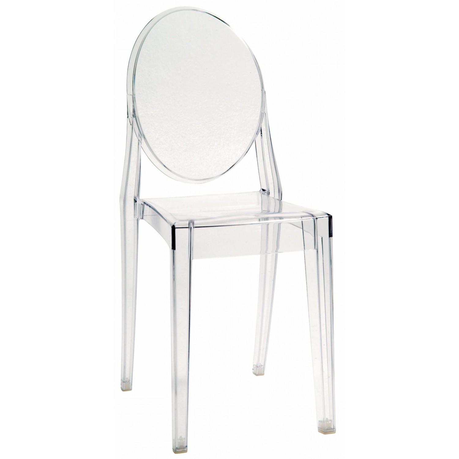 Chaise VICTORIA GHOST De Kartell 7 Coloris