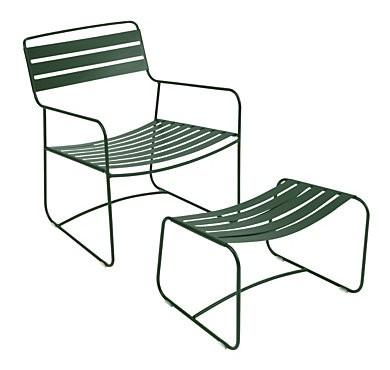 fermob lounger surprising le c dre rouge. Black Bedroom Furniture Sets. Home Design Ideas