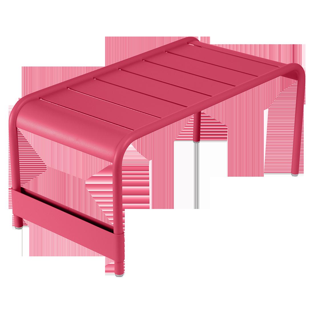 grande table basse luxembourg de fermob rose praline. Black Bedroom Furniture Sets. Home Design Ideas