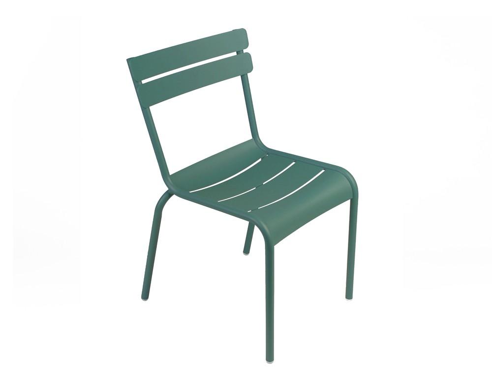 chaise luxembourg de fermob c dre. Black Bedroom Furniture Sets. Home Design Ideas