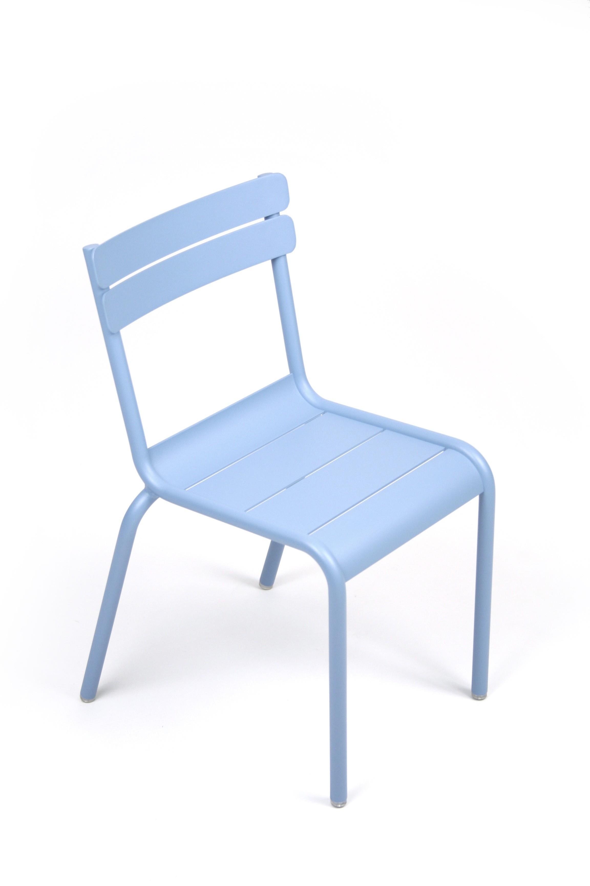 chaise enfant luxembourg kid de fermob 24 coloris. Black Bedroom Furniture Sets. Home Design Ideas