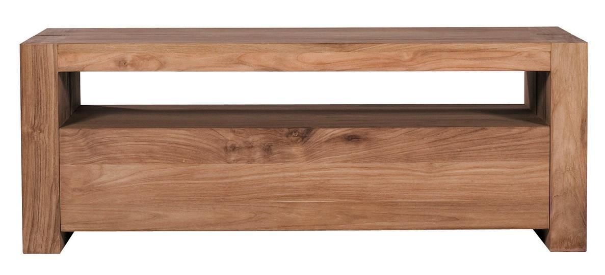 Meuble tv merisier moderne meuble t l for Acheter du bois pour meuble