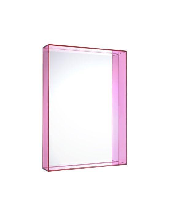 miroir only me de kartell 6 coloris 2 tailles. Black Bedroom Furniture Sets. Home Design Ideas