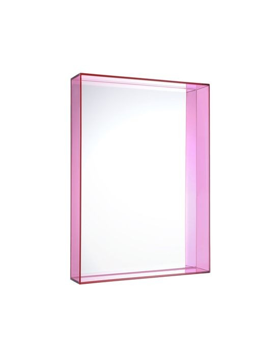 Miroir only me de kartell 6 coloris 2 tailles for Miroir kartell