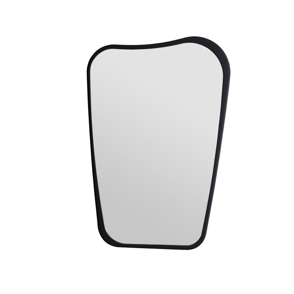 Miroir organique de sarah lavoine 50 x 75 ch ne noir for Sarah riani miroir miroir