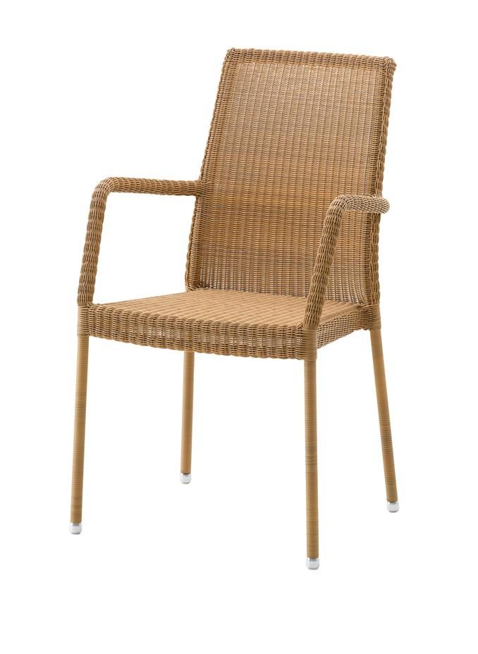 fauteuil newman de cane line. Black Bedroom Furniture Sets. Home Design Ideas