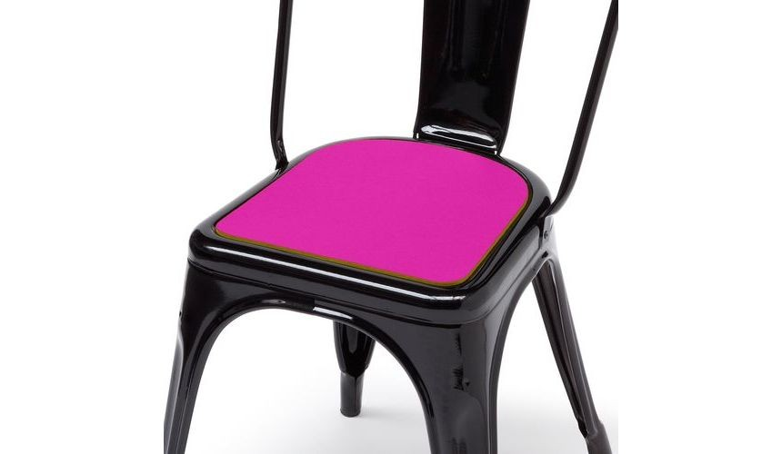 coussin d 39 assise chaise a de hey sign 49 coloris. Black Bedroom Furniture Sets. Home Design Ideas