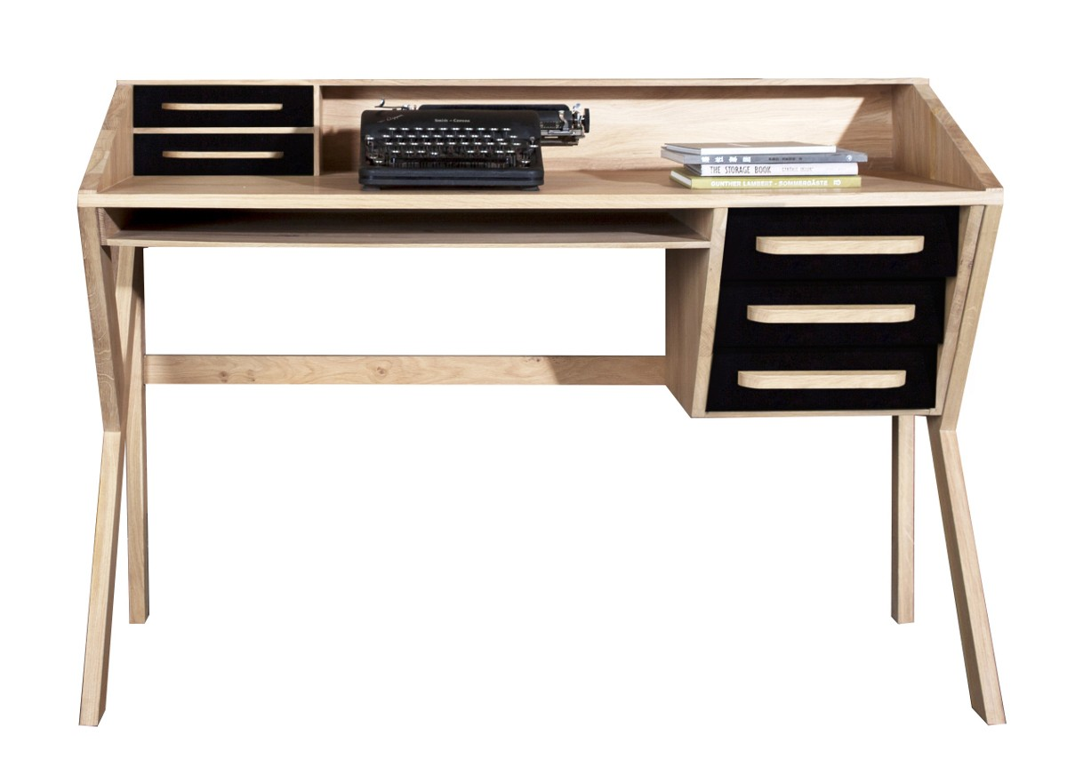 bureau origami de mr marius. Black Bedroom Furniture Sets. Home Design Ideas