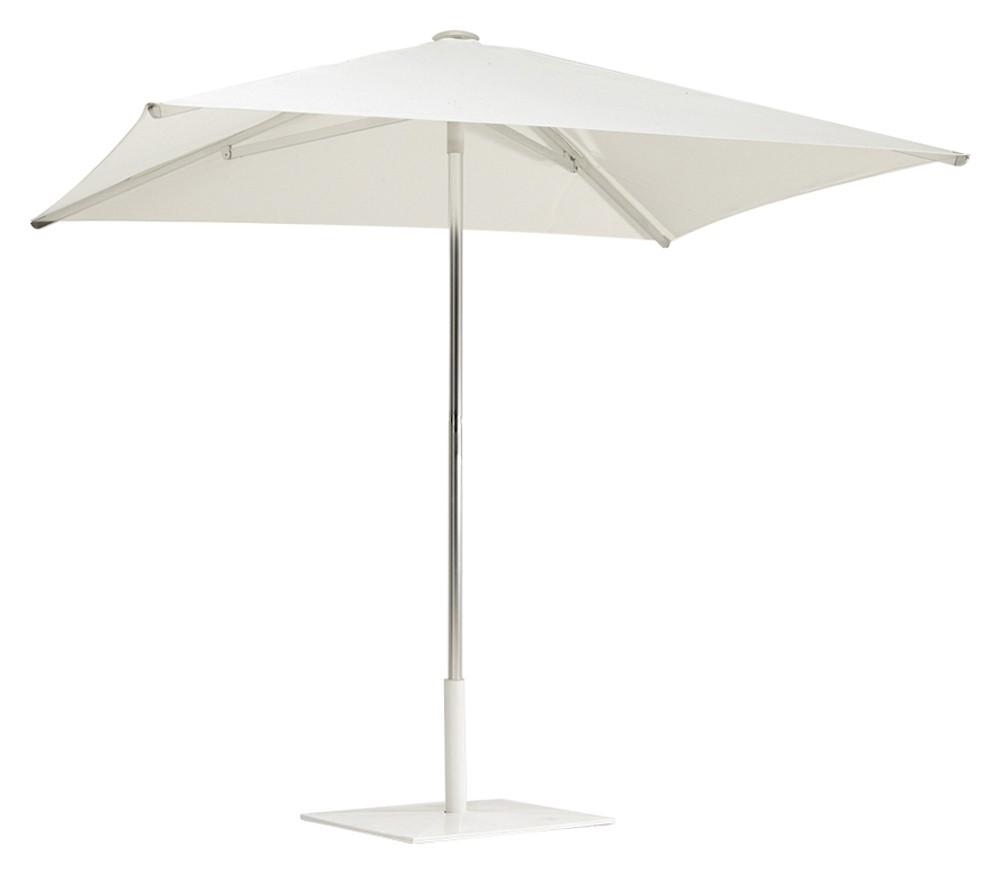 parasol carr shade de emu blanc 300x300. Black Bedroom Furniture Sets. Home Design Ideas