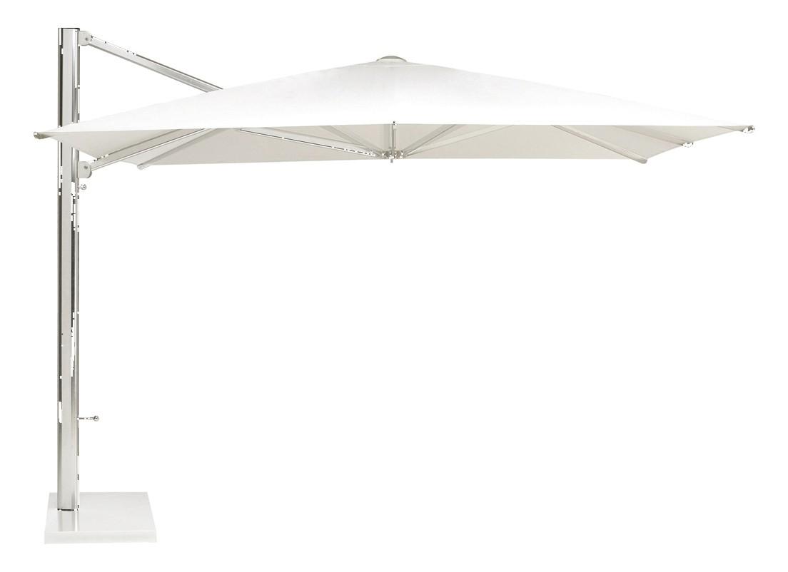 parasol d port shade de emu blanc 3x4. Black Bedroom Furniture Sets. Home Design Ideas