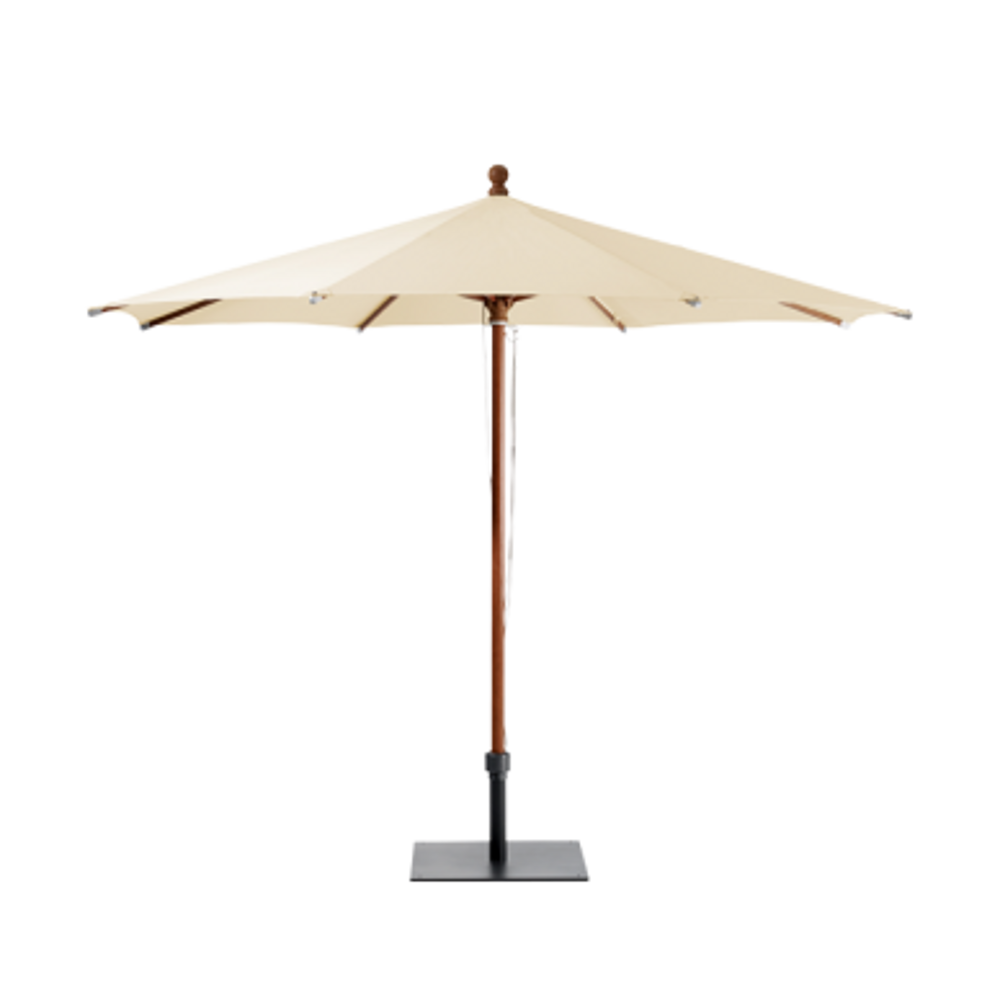 parasol piazzino easy de glatz 300x300. Black Bedroom Furniture Sets. Home Design Ideas