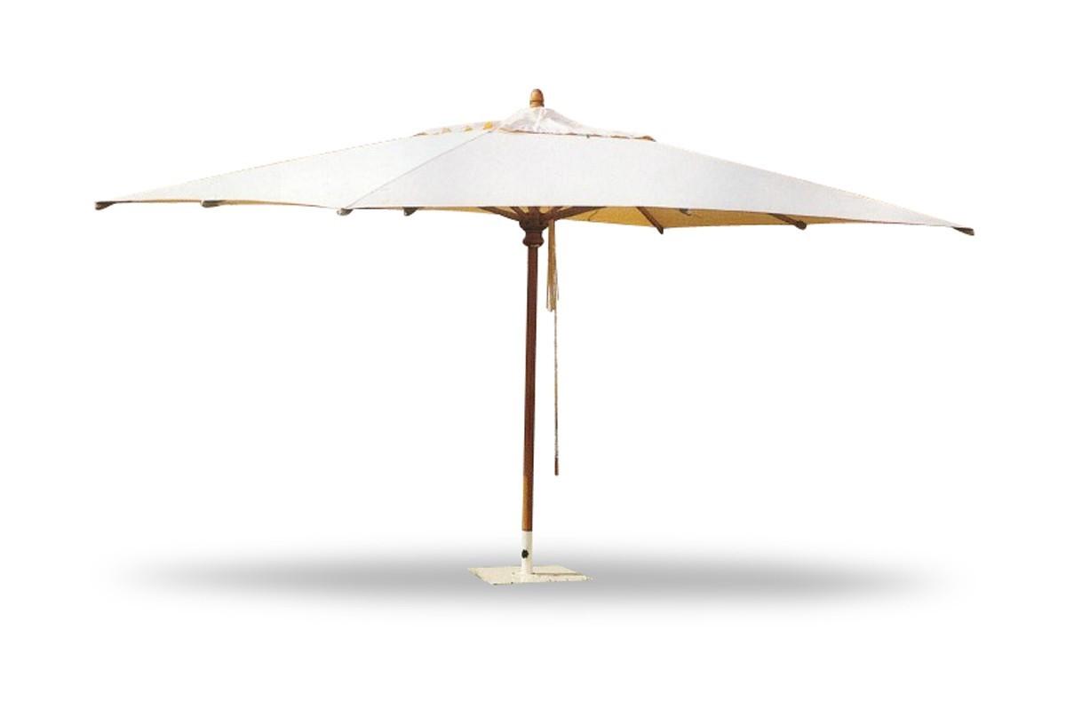 parasol rectangulaire. Black Bedroom Furniture Sets. Home Design Ideas