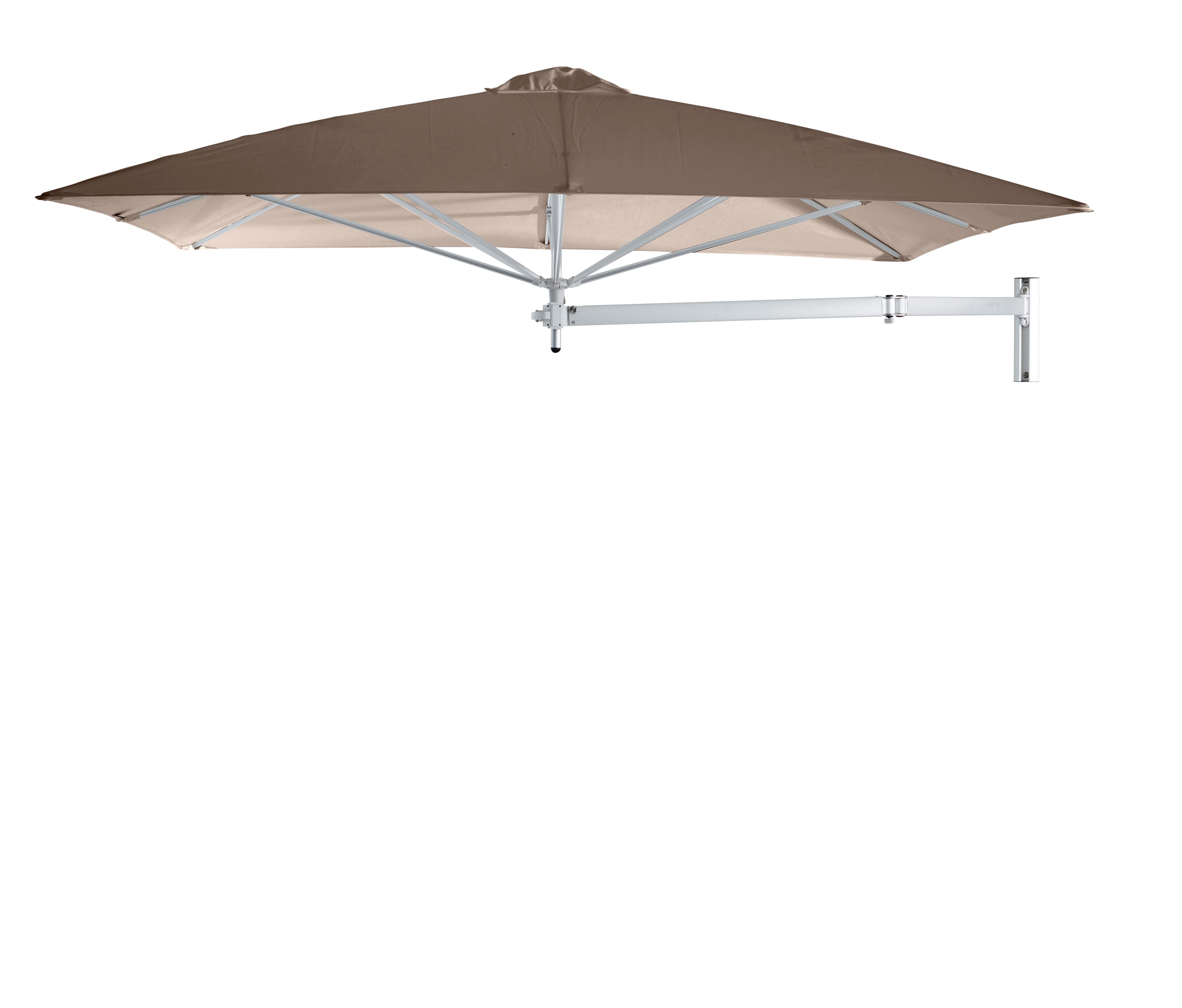 parasol_wallflex_de_umbrosa_taupe Impressionnant De Parasol Rectangulaire Inclinable Concept
