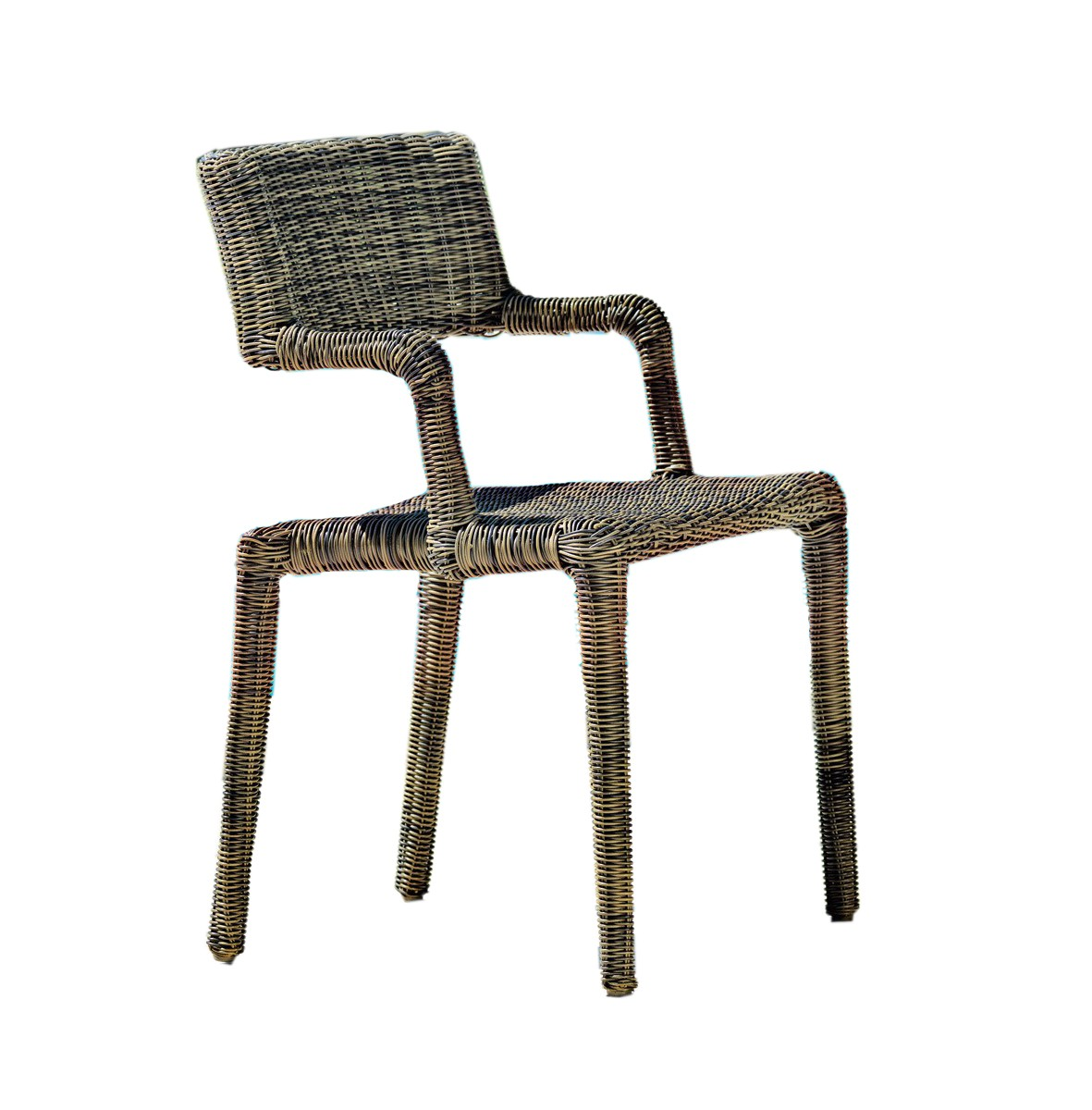 fauteuil empilable eden de unopiu 39. Black Bedroom Furniture Sets. Home Design Ideas