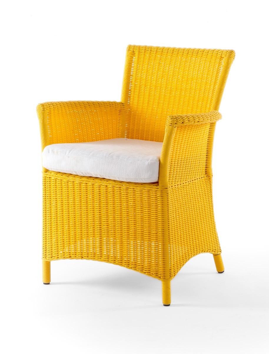 Petit fauteuil CAPRI en Corde de Unopiu, 7 coloris