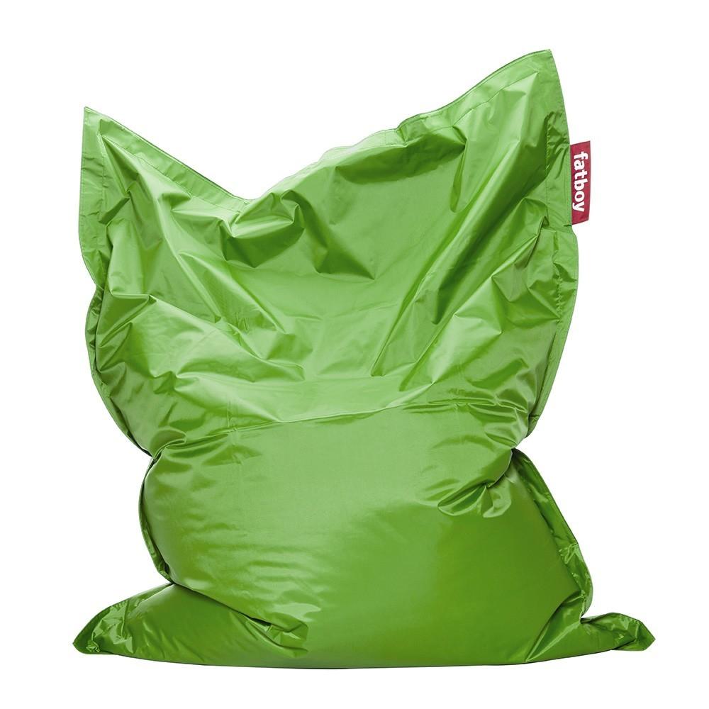pouf the original indoor de fatboy vert prairie. Black Bedroom Furniture Sets. Home Design Ideas