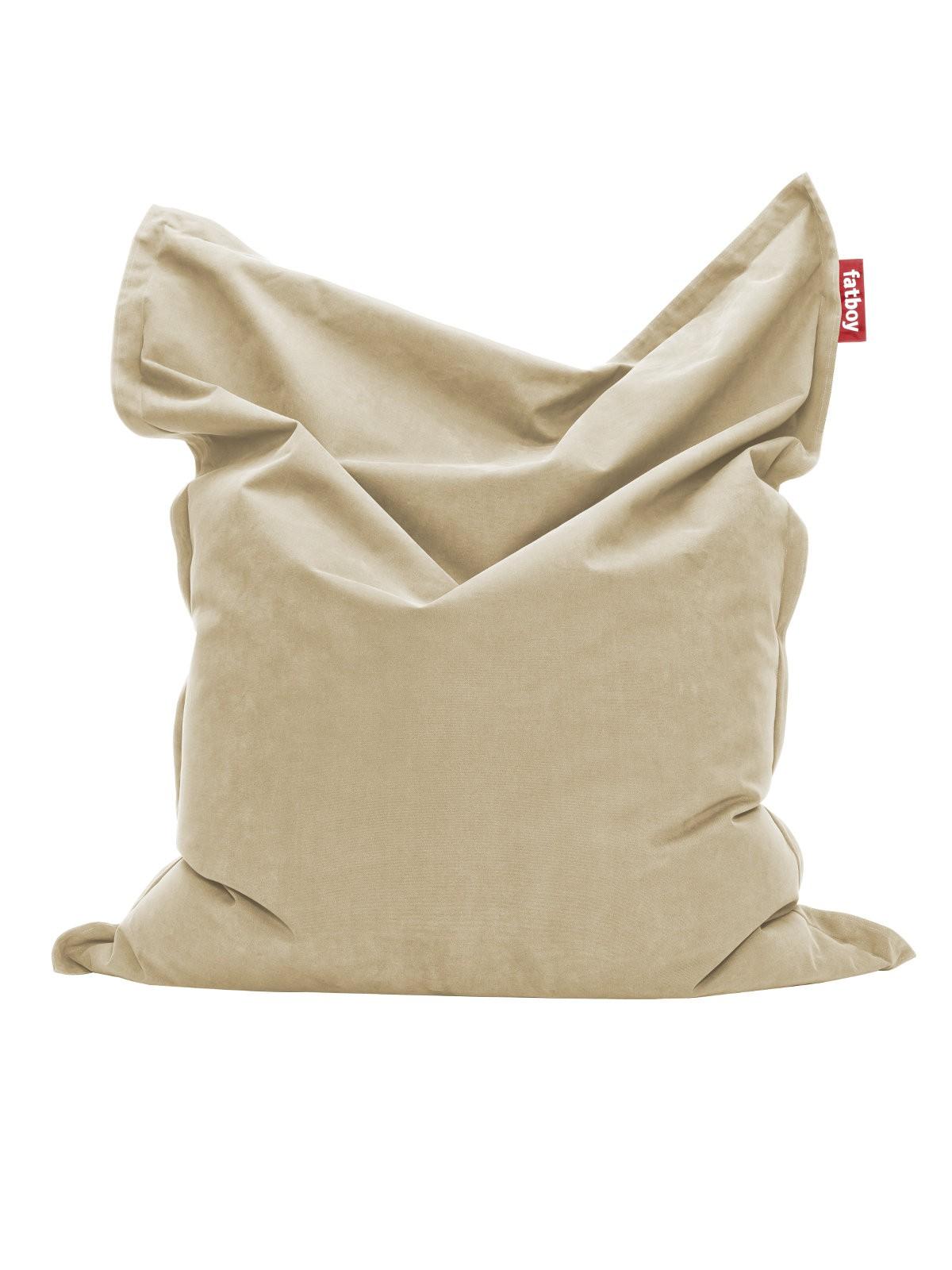 pouf the original stonewashed de fatboy sable. Black Bedroom Furniture Sets. Home Design Ideas