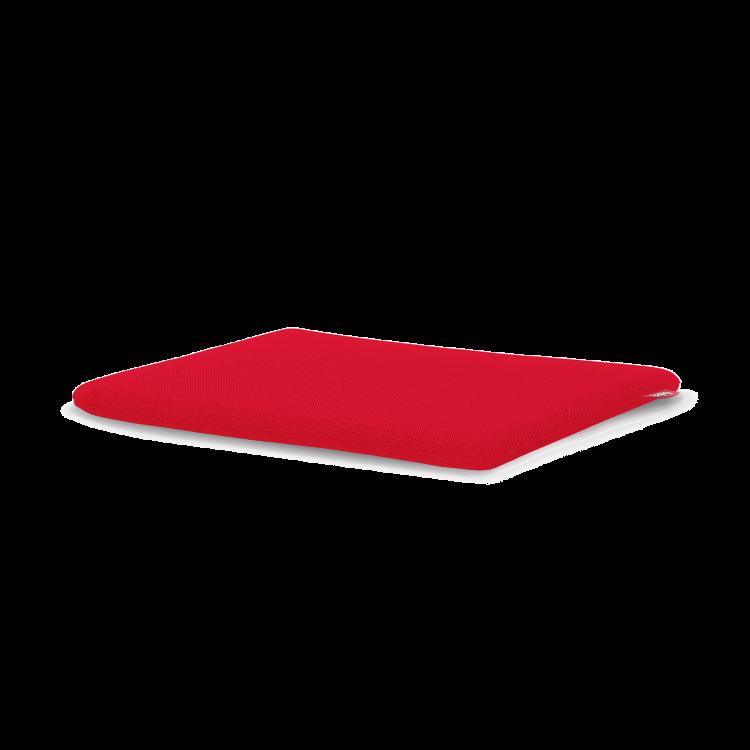 coussin concrete pillow de fatboy red. Black Bedroom Furniture Sets. Home Design Ideas