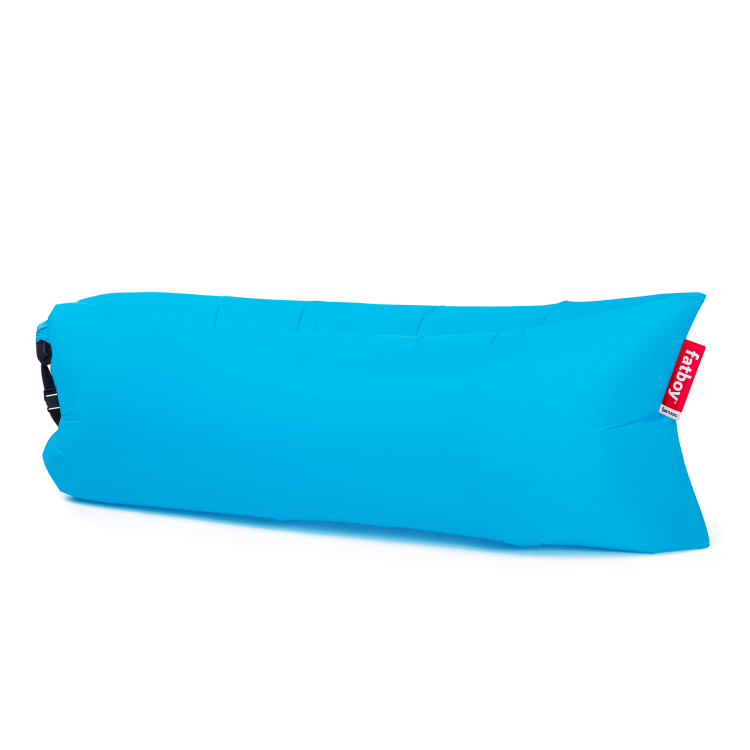 sofa chaise longue gonflable lamzac the original de fatboy aqua blue. Black Bedroom Furniture Sets. Home Design Ideas