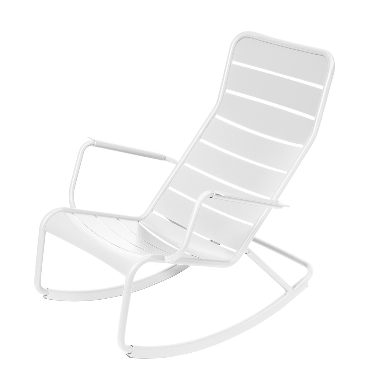 fermob luxembourg rocking chair. Black Bedroom Furniture Sets. Home Design Ideas