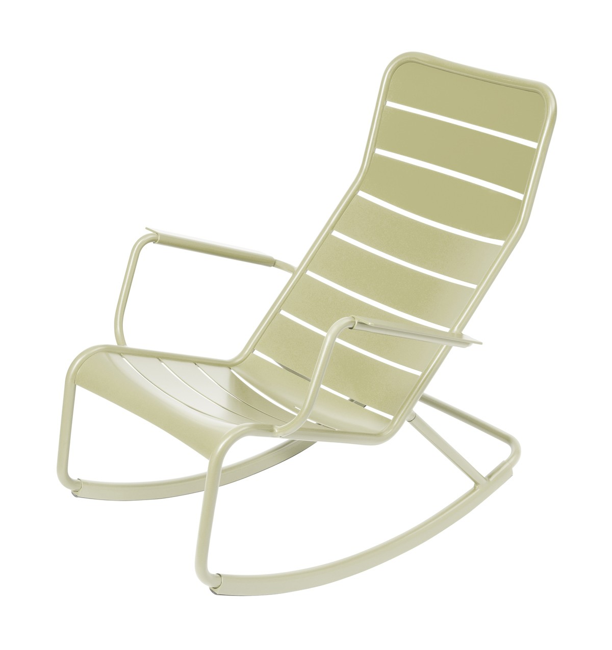 Rocking Chair LUXEMBOURG De Fermob Tilleul