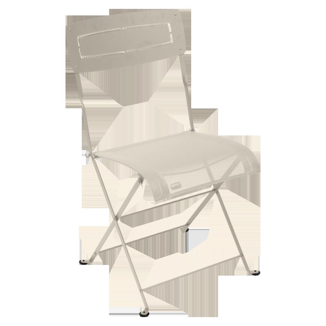 Chaise SLIM De Fermob Lin