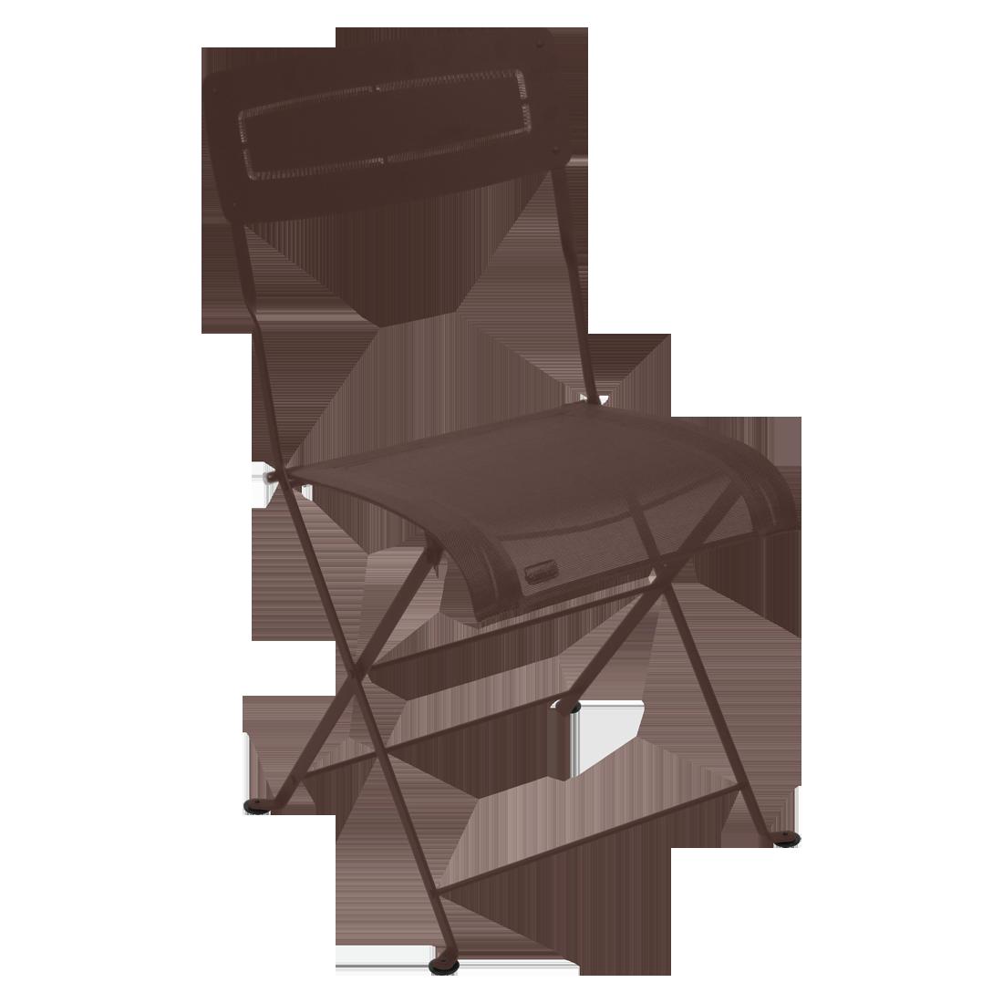 Chaise SLIM De Fermob Rouille