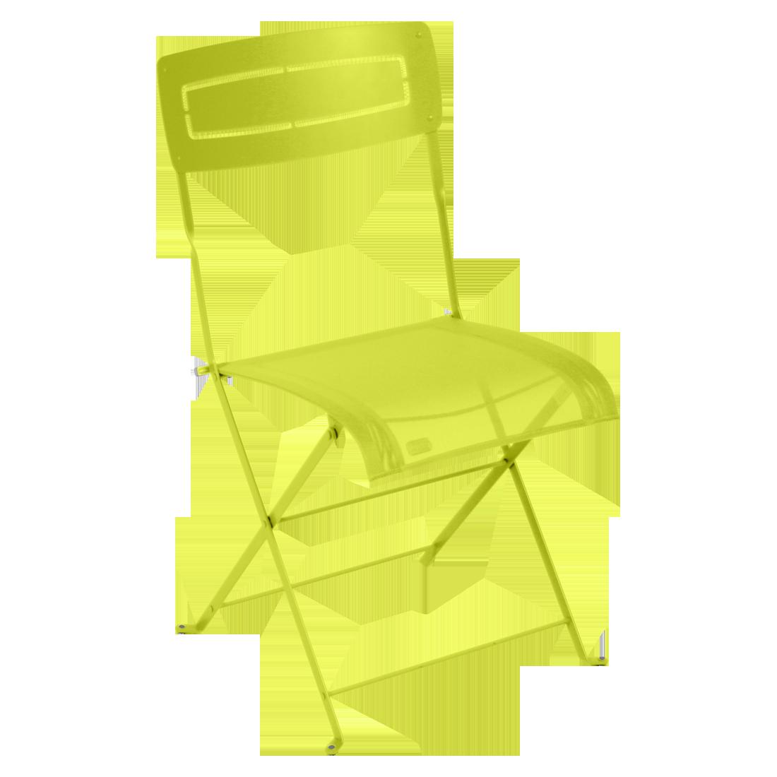 Chaise SLIM De Fermob Verveine