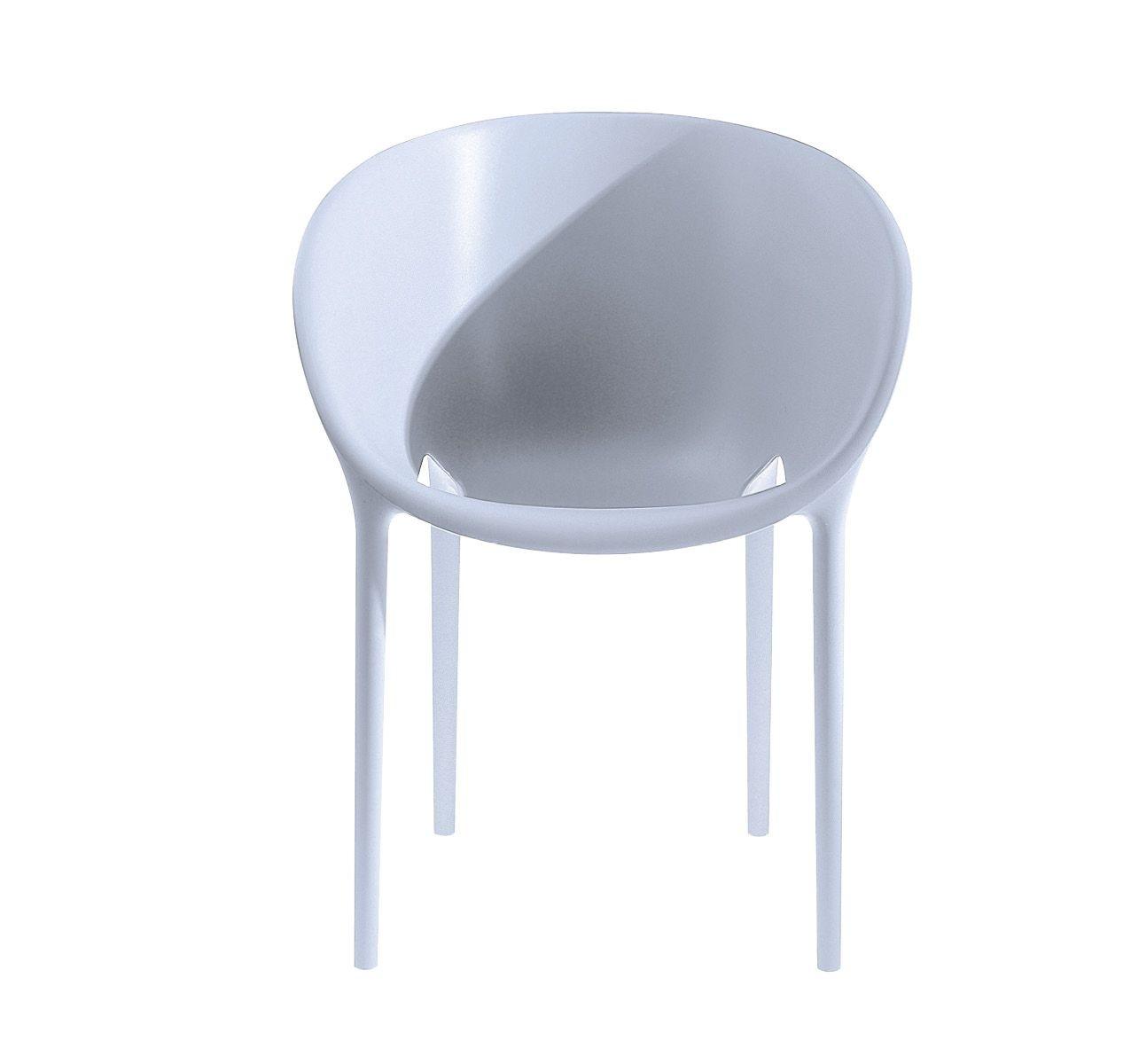 fauteuil soft egg de driade gris. Black Bedroom Furniture Sets. Home Design Ideas