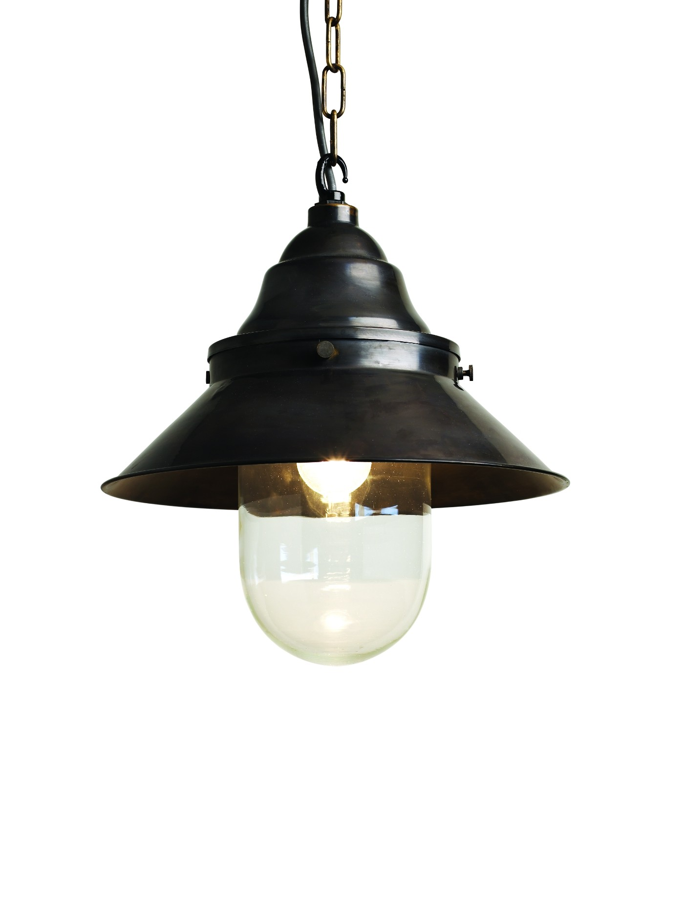 Suspension ext rieure ship 39 s large deck de davey lighting for Suspension exterieure