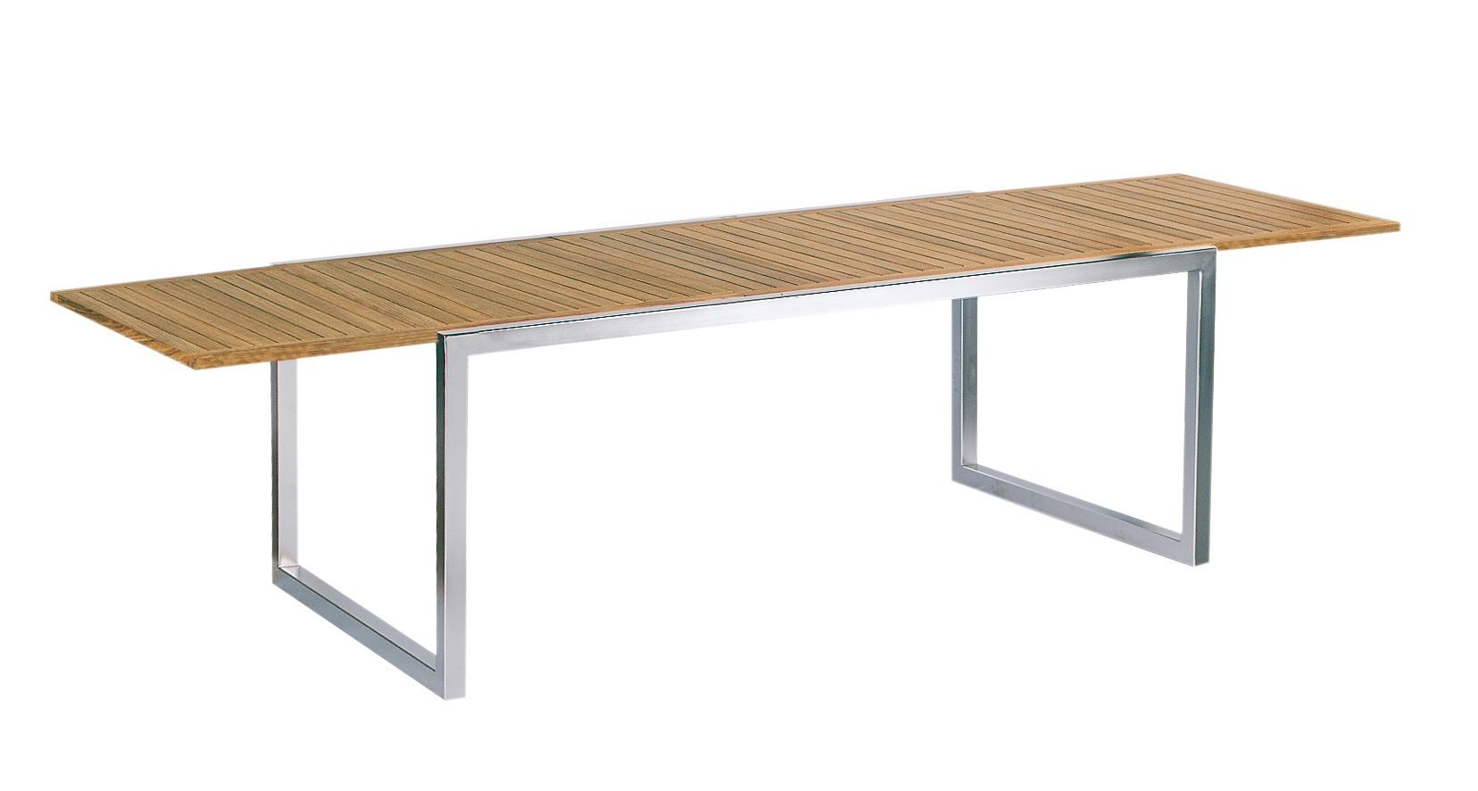 table ninix allonge royal botania. Black Bedroom Furniture Sets. Home Design Ideas