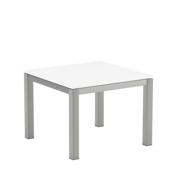 table basse 50x50 taboela verre royal botania blanc. Black Bedroom Furniture Sets. Home Design Ideas