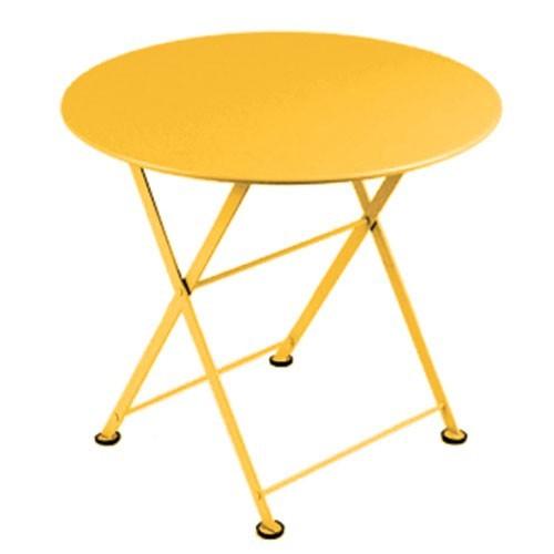 table basse enfant tom pouce de fermob miel. Black Bedroom Furniture Sets. Home Design Ideas