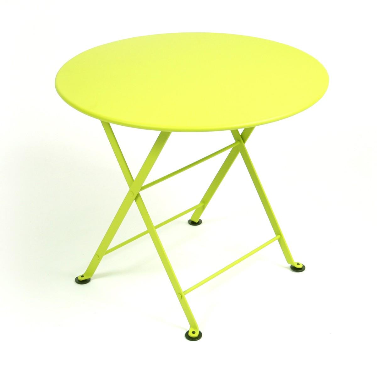 Table basse enfant tom pouce de fermob verveine - Table basse jardin d ulysse ...