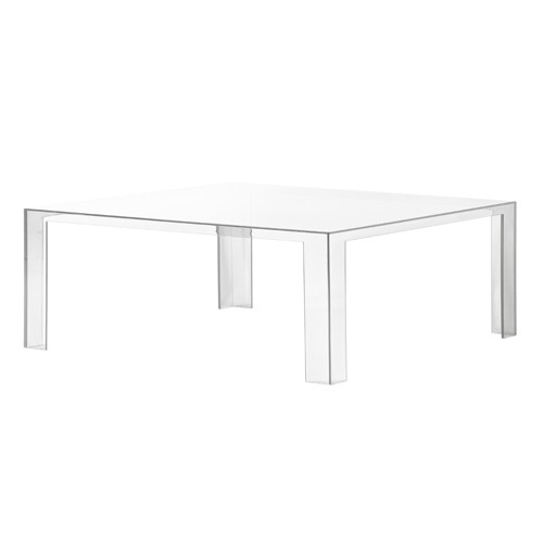 Basse Invisible H De 5 KartellCristal Table 31 YbvmIf76gy