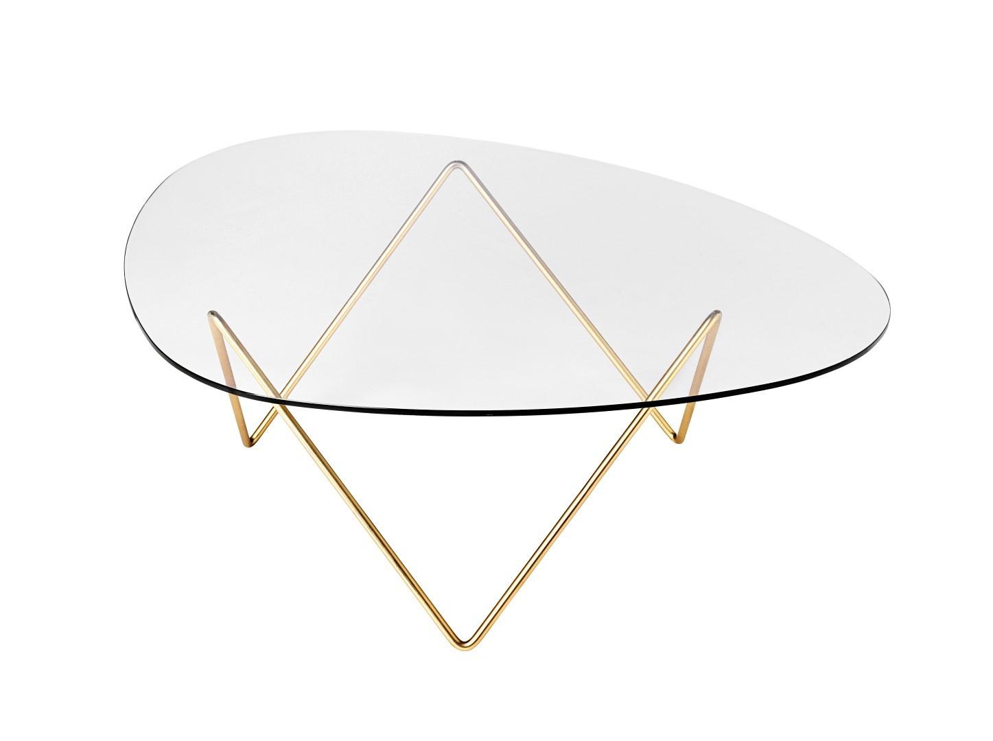 Table basse PEDRERA de Gubi, 2 coloris