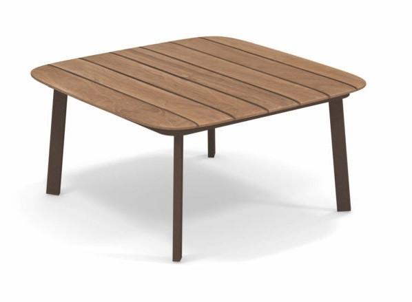 Table Basse Shine De Emu Marron D Inde