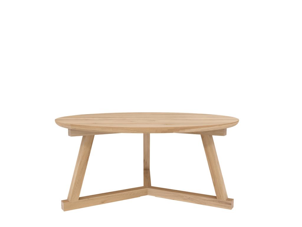 Table basse TRIPOD d\'Ethnicraft