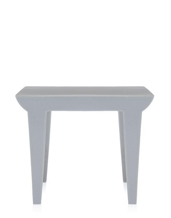 table bubble de kartell gris clair. Black Bedroom Furniture Sets. Home Design Ideas