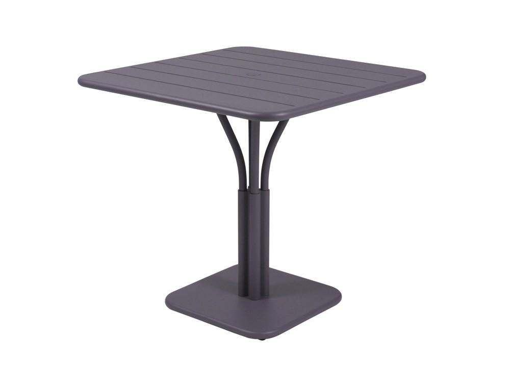 table fermob luxembourg conceptions de maison. Black Bedroom Furniture Sets. Home Design Ideas