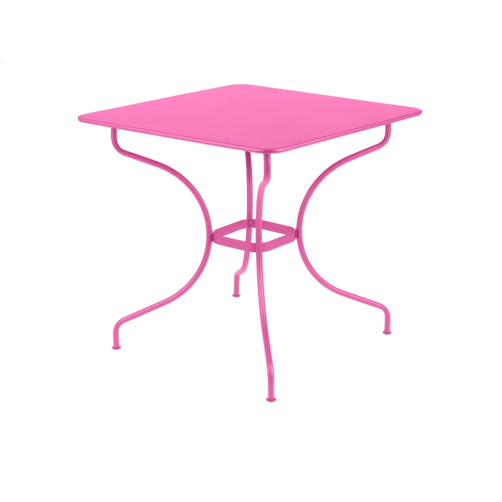 Table carr e op ra de fermob 24 coloris - Fermob opera table ...