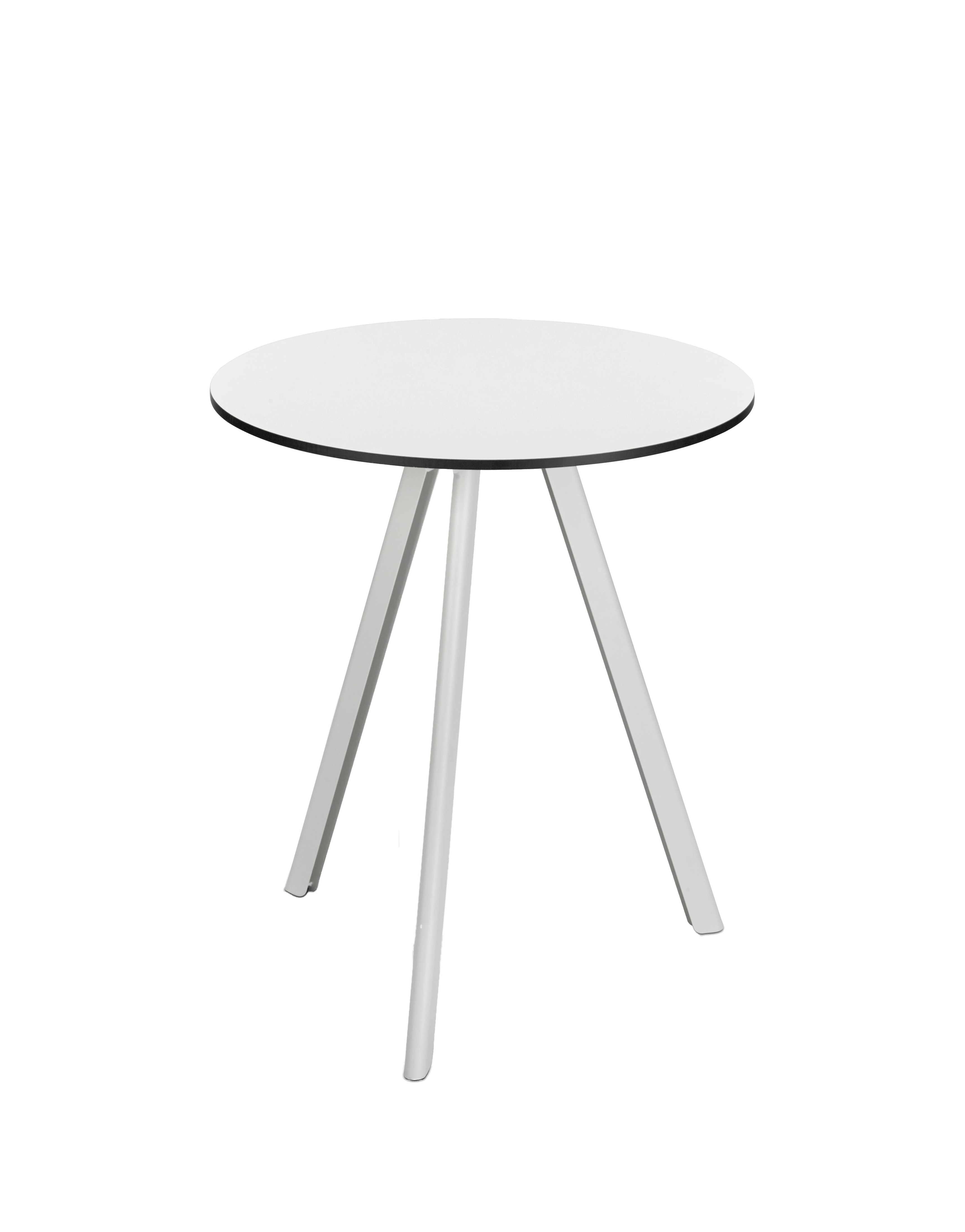 table d 39 appoint overlap de skagerak d 62 blanc argent. Black Bedroom Furniture Sets. Home Design Ideas