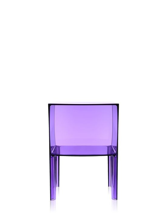 table de nuit small ghost buster de kartell 6 coloris. Black Bedroom Furniture Sets. Home Design Ideas
