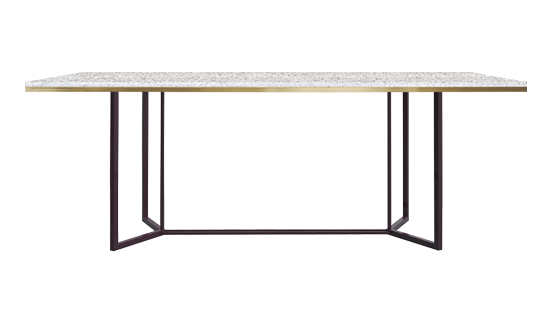 dbadf20690e3d Table de repas HORIZON de RED Edition