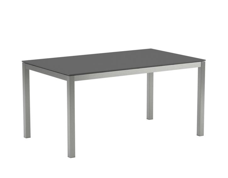 Table taboela 150 verre royal botania - Table en verre noir ...