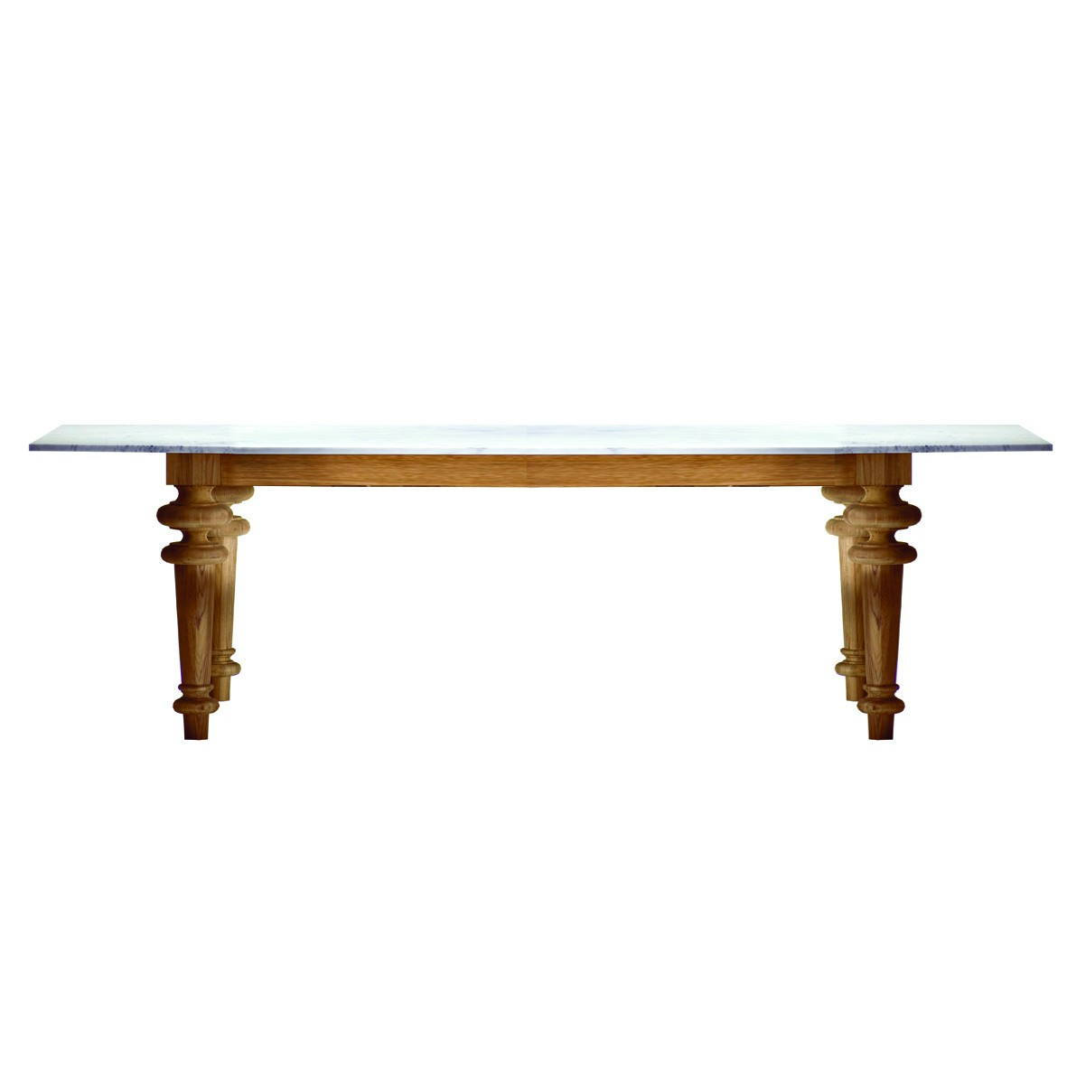 table gray de gervasoni plateau marbre 5 tailles. Black Bedroom Furniture Sets. Home Design Ideas