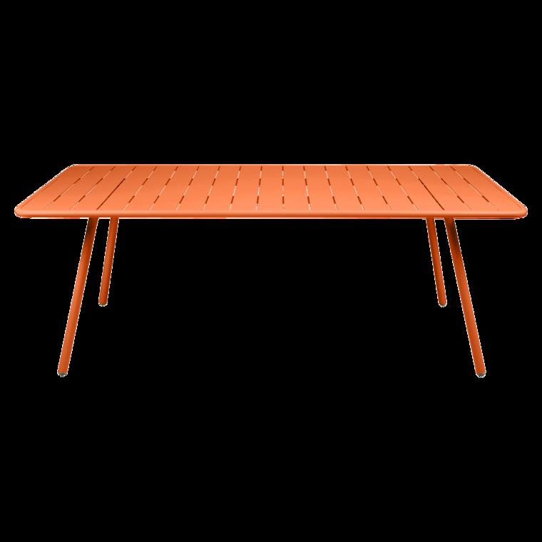 Table luxembourg pour 8 personnes de fermob 24 coloris for Table 8 personnes