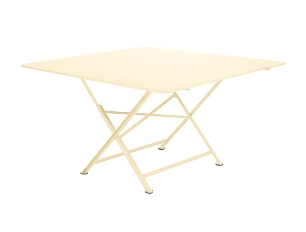 Table pliante cargo de fermob lin for Pietement de table pliante
