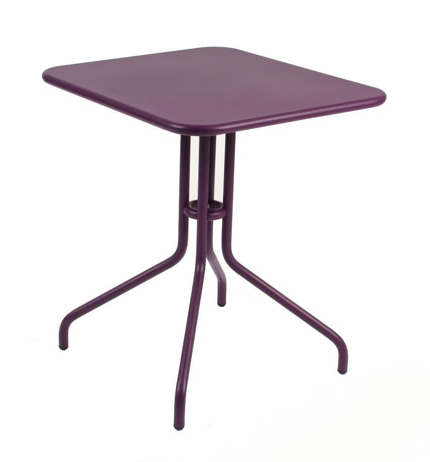 table rabattable p tale de fermob 60 cm 22 coloris. Black Bedroom Furniture Sets. Home Design Ideas