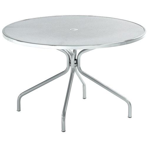 table ronde cambi de emu cm aluminium. Black Bedroom Furniture Sets. Home Design Ideas